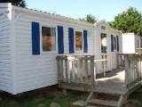 Mobil home, Camping la Madrague