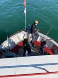 Pêche en mer sur L'Evasion III