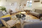salle de créativité - La Fontaine aux Bretons