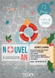 SOIREE NOUVELLE ANNEE A L'AQUACENTRE PORNIC, SOIREE LOUNGE 20h, BAPTEME DE PLONGEE
