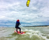 Stage cours kitesurf