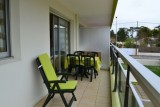 Terrasse appartement ALB02