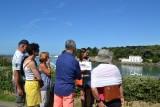 Visite guidée Cité Balnéaire, patrimoine, bains de mer, villa, architecture balnéaire, kiosque