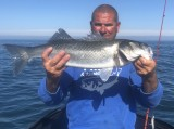 Xavier Gauthier Guide pêche en mer, prefailles, pornic, pêche en mer
