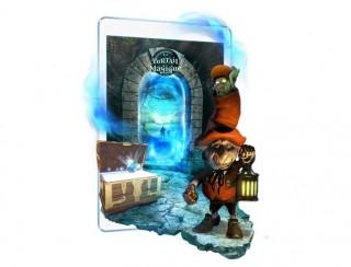 Chasse au trésor le portail magique
