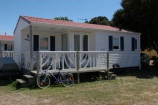 Mobil home cottage 4 personnes - Camping Eléovic