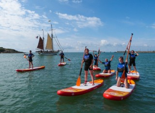 Paddle Pornic - Line-up