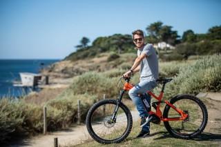 Sea Bike and Sun