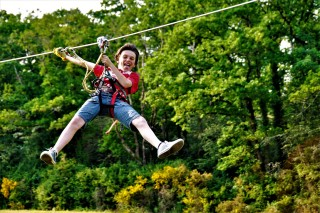 Week-end Accrobranche - Pornic Aventure