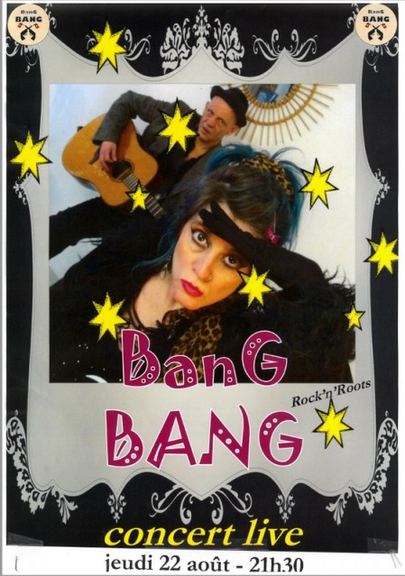 BANG BANG EN LIVE PORNIC