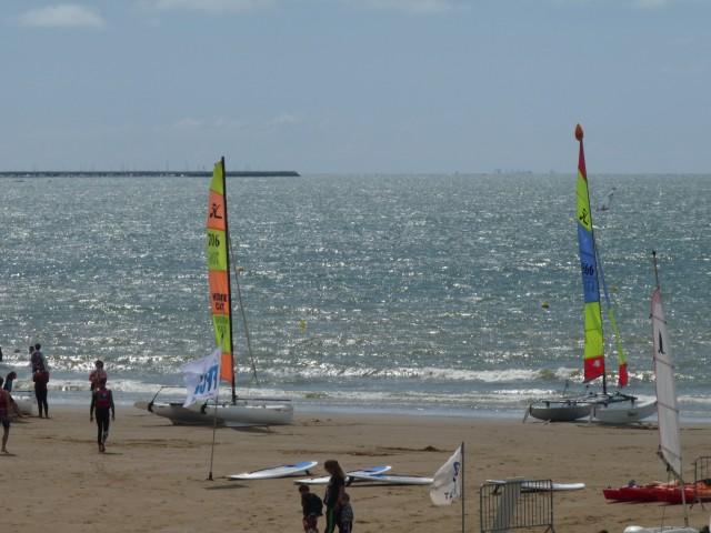 Baptêmes activités nautiques-St Michel