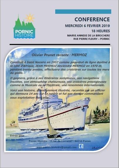 CAFE HISTOIRE: LE MERMOZ PORNIC