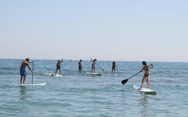 Club nautique de Pornic - paddle