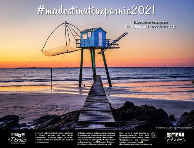 Expo Instagram outdoor #MaDestinationPornic2021