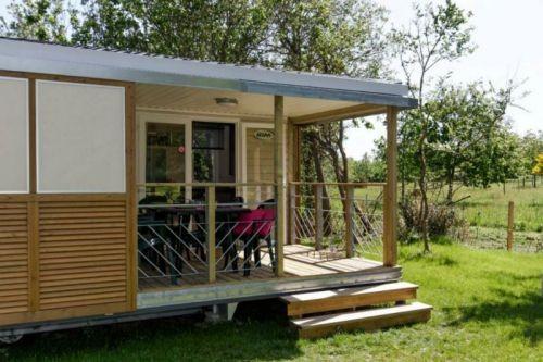 Cottage Soleo camping La Chenaie Pornic
