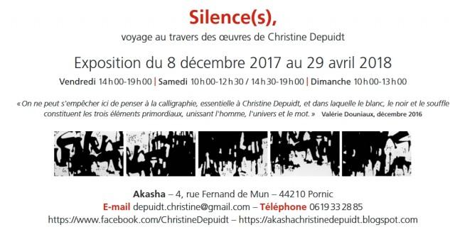 EXPOSITION SILENCE