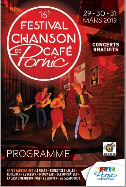 FESTIVAL CHANSONS DE CAFE PORNIC