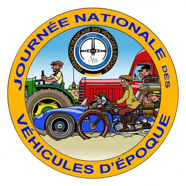 JOURNEE NATIONALE DES VEHICULES D'EPOQUE - PORNIC