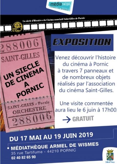 L'HISTOIRE DU CINEMA PORNIC