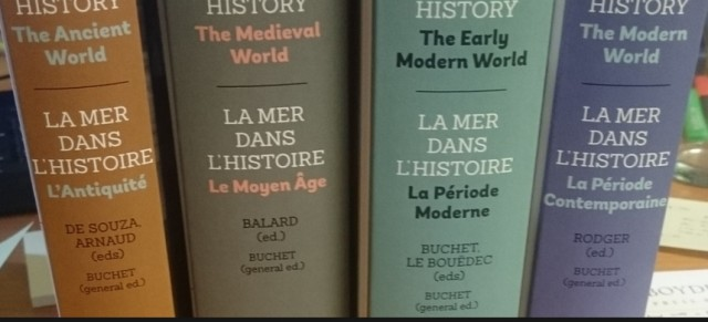 LA MER DANS L'HISTOIRE PORNIC