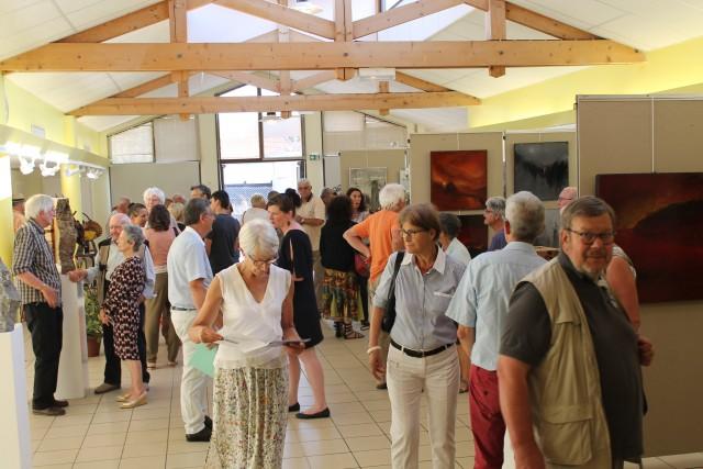 Le rendez-vous de l'art - 14/07/2019 au 19/08/2019 - La Plaine-sur-Mer