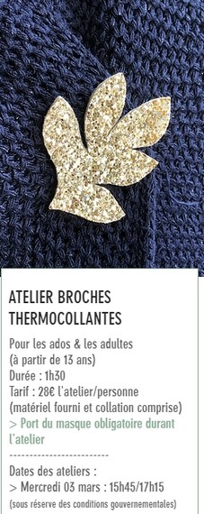 LES ATELIERS D'ANNE-LAURE: BROCHES THERMOCOLLANTES PORNIC