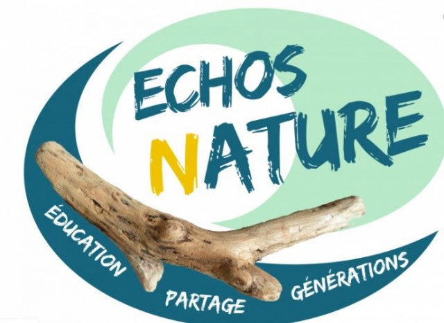 LOGO ECHOS NATURE