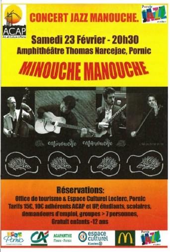 MINOUCHE MANOUCHE PORNIC