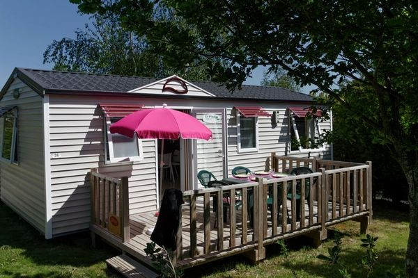 Mobil-home Camping La Chênaie