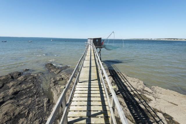 Pêcherie de la Govogne à La Plaine sur Mer