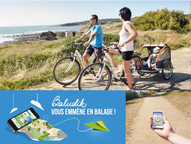 Rallye numérique à vélo