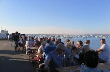 Sardinade au Port de Gravette - 10/08/2019 - La Plaine-sur-Mer