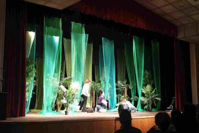 Spectacle de théâtre des Comédiens en herbe