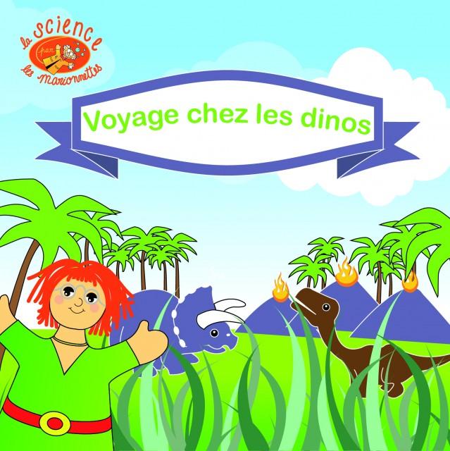 Spectacle Marionnettes - Au pays des Dinosaures