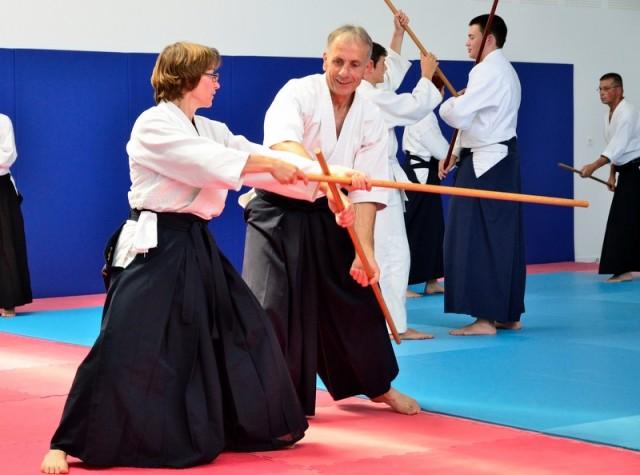 Stage de Aïkido du 14 au 18 juillet 2018