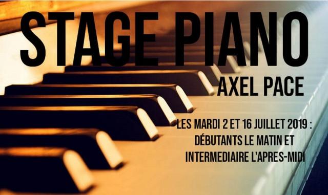 STAGE DE PIANO PORNIC