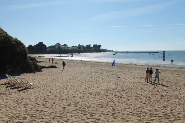 Stage sportif et nautique plage du Cormier