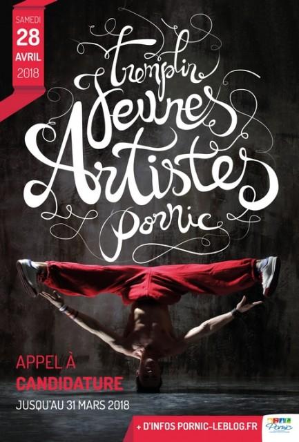 TREMPLIN JEUNES ARTISTES PORNIC