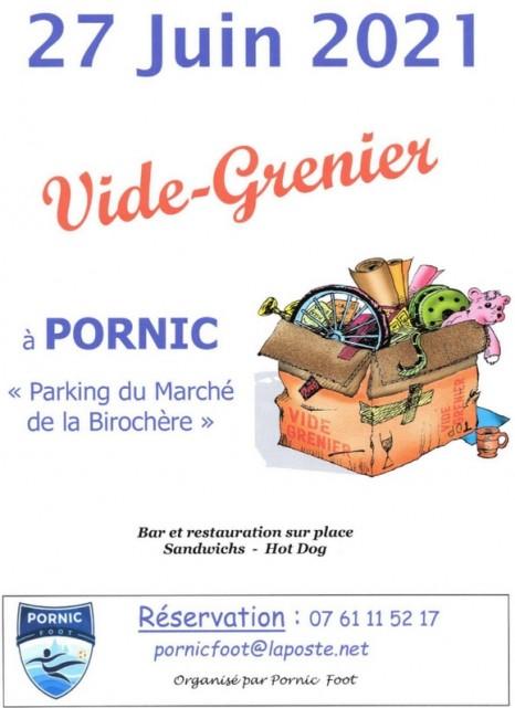 VIDE-GRENIER EXTERIEUR PORNIC
