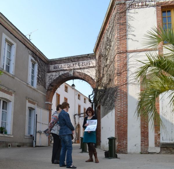 VISITE GUIDEE PORNIC ARTISTES D'HIER