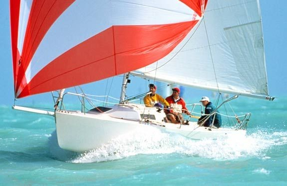 Voilier J80 - Xtreme Yachting