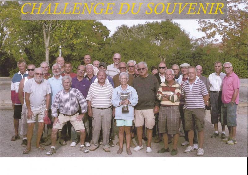 Challenge du souvenir ASPTM
