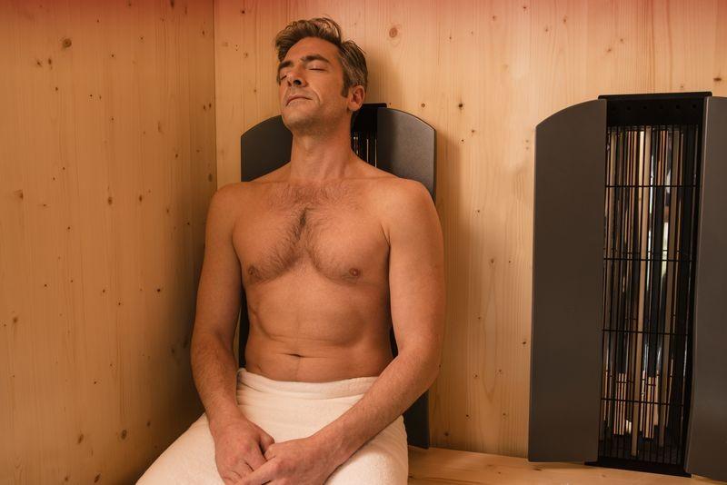 Alliance Pornic - sauna infrarouge