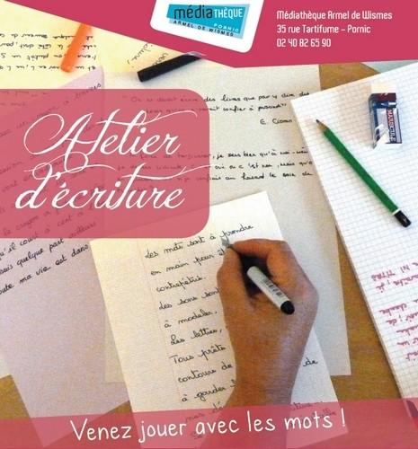 ATELIERS D'ECRITURE PORNIC
