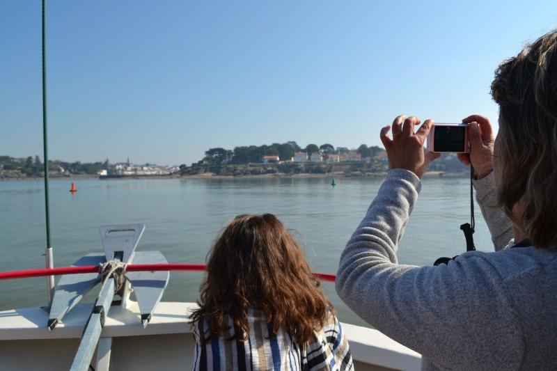pornic noirmoutier bateau traversée maritime groupes sortie mer balade évasion