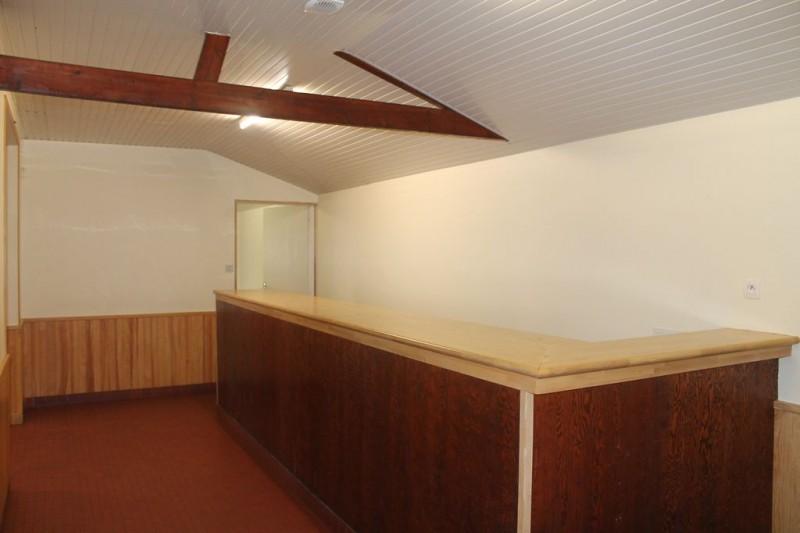 Bar de la salle des loisirs de La Plaine-sur-Mer