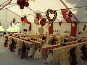 location salle, location barnum, anniversaire, fête famille, mariage