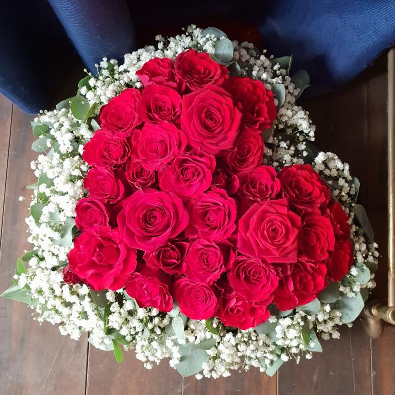 Bouquet de l'artisan fleuriste Agapanthe à Pornic
