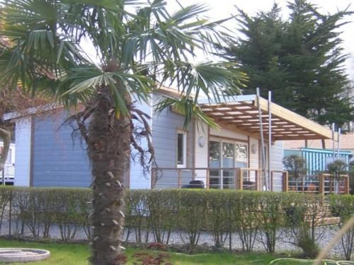 chalet-8pax-facade-Port Chéri Pornic
