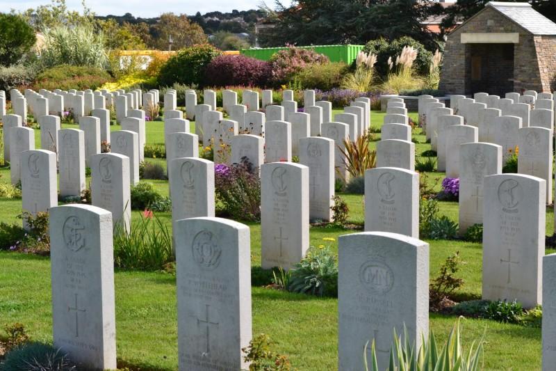Cimetière militaire britannique